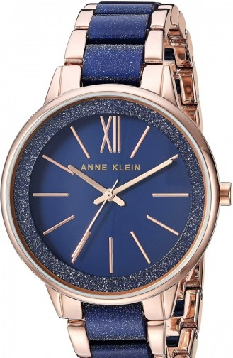Saks-Blau Uhren 1412RGNV