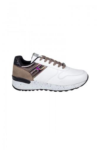 Chaussures de Sport Couleur bronze 1005-5