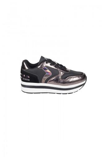 Chaussures de Sport Couleur bronze 1006-1