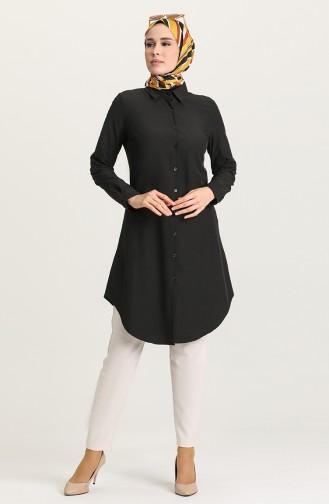 Black Tunics 6512-02