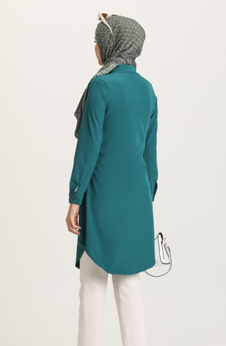 Emerald Green Tunics 6512-03