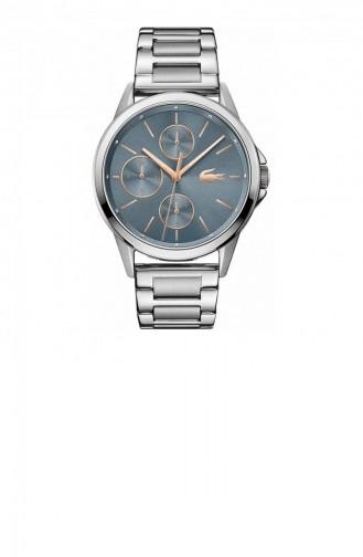 Silbergrau Uhren 2001112