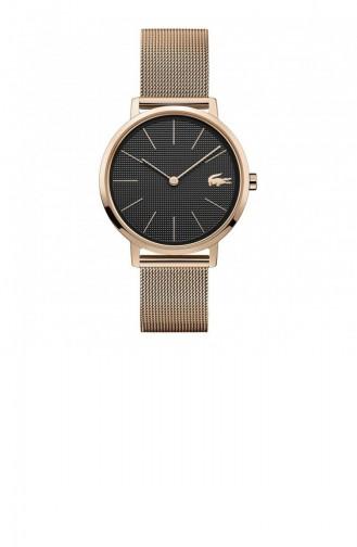 Goldfarbig Uhren 2001114
