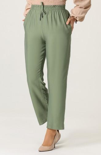 Pantalon Vert noisette 0151-05