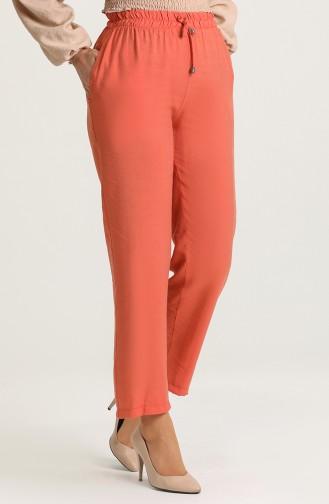 Aerobin Fabric Pocket Trousers 0151-13 Tile 0151-13