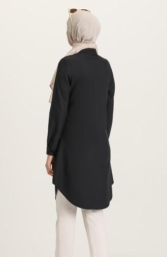 Black Tunics 6513-01