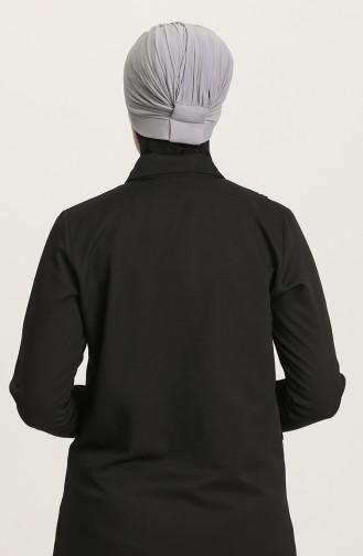 Bonnet Double Face 0028-05 Gris Clair 0028-05