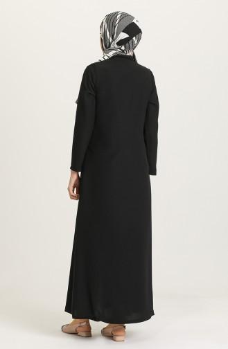 Abayas Noir 2144-01