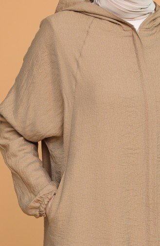 Camel Abaya 6887-04