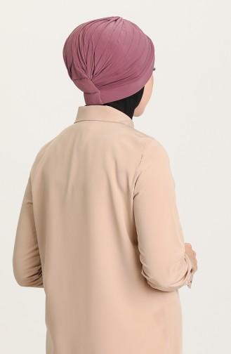 Doppelseitiger Bonnet 0028-12 Rosa 0028-12