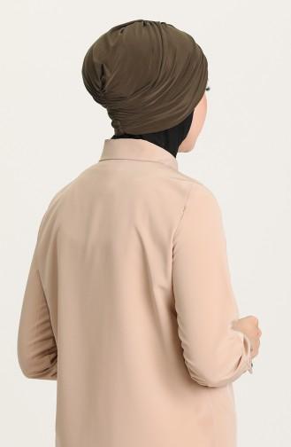 Khaki Bonnet 0035-11