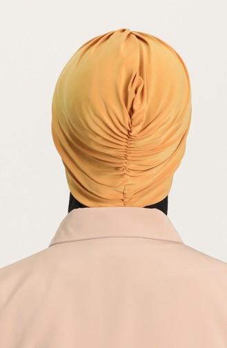 القبعات أصفر خردل 0035-13
