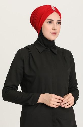 القبعات أحمر 0035-17