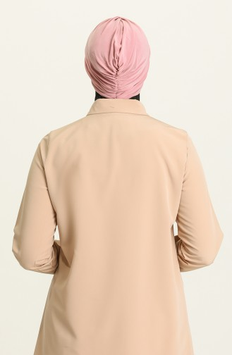 القبعات باودر داكن 0035-02