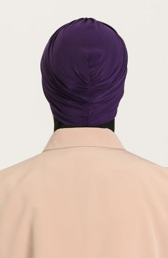 Bonnet Perlés 0035-21 Pourpre 0035-21