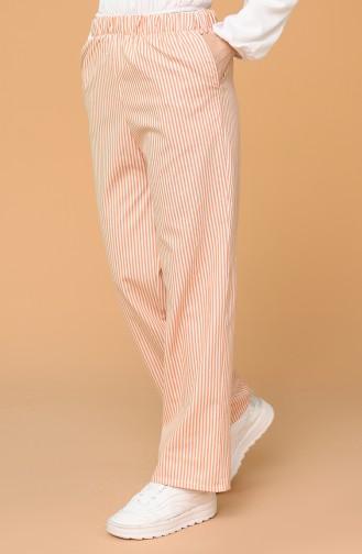 Pantalon Saumon 0036A-03