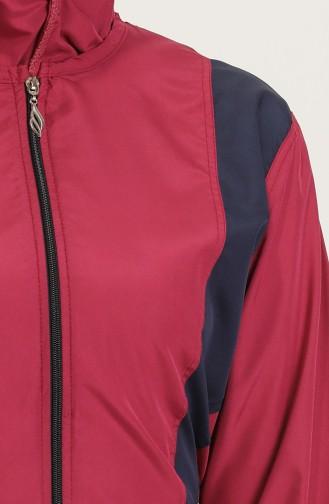 Cherry Modest Swimwear 28198-01