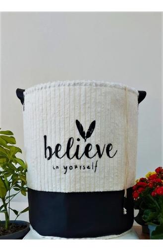 Textile de Maison Blanc 80-01