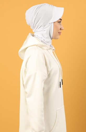 Turban Pret-a-Porter Blanc 0044-02