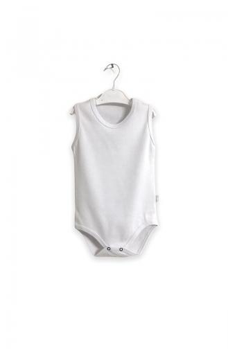 Body pour Bébé Blanc 1927-01
