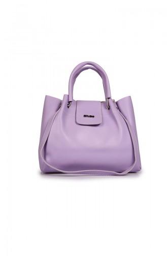 Violet Shoulder Bags 04-06