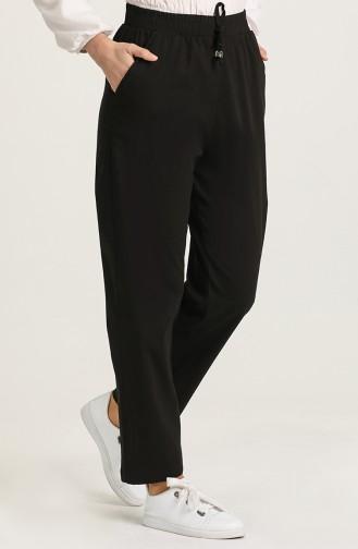 Pantalon Noir 3501-02