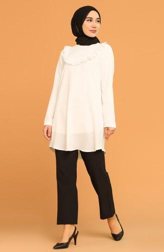 White Tunics 2141-04