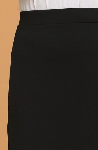 تنورة أسود 20217ETK-01