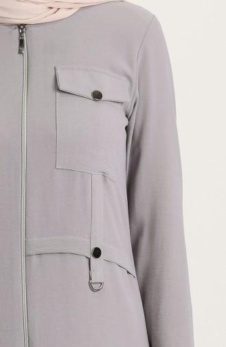 Gray Mantel 0619-04