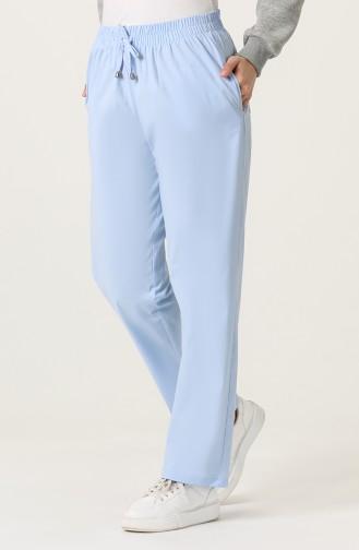 Pantalon Bleu Bébé 0157-01