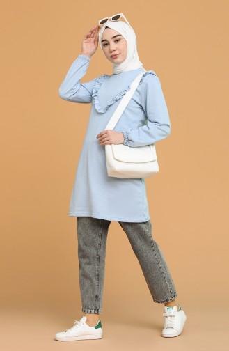 Blue Tunics 1007-07