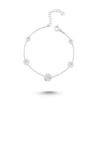 Silbergrau Armband 1000321171099