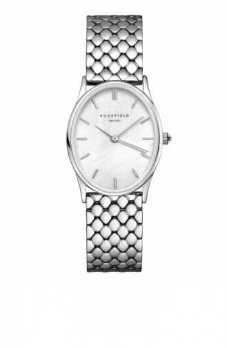 Silver Gray Wrist Watch 03