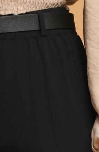 Dark Navy Blue Pants 5253PNT-03