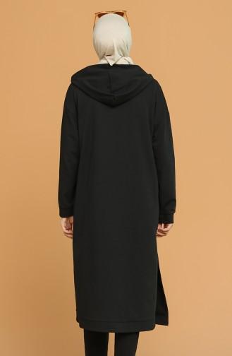 Tunique Noir 3007-01