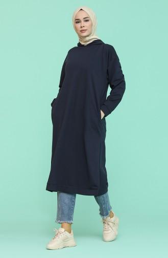 Tunique Bleu Marine 3007-02