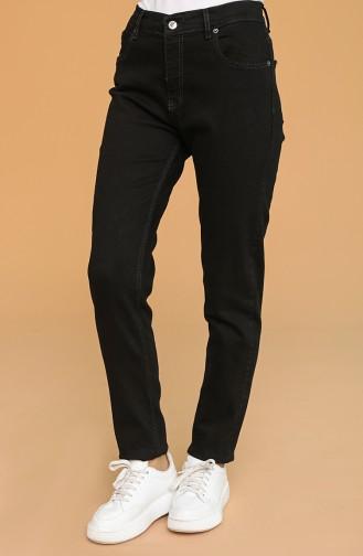Pantalon Noir 7510-03