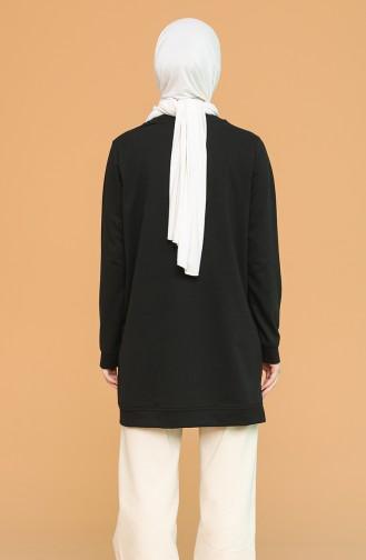 Tunique Noir 3017-01