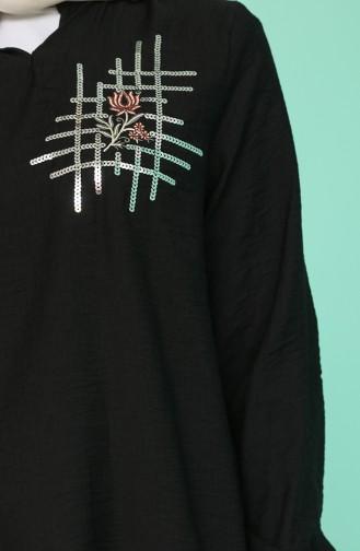 Black Tunics 1246-02