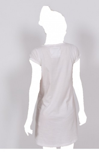 White Pajamas 10280000.BEYAZ