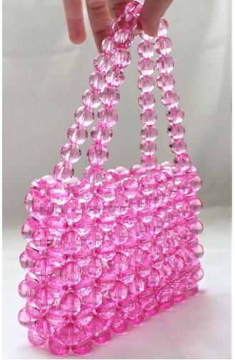 Rosa Portfolio Handtasche 0056-02