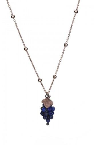 Purple Necklace 0238