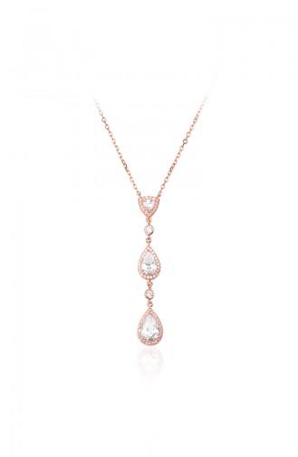 Rose Tan Necklace 0301