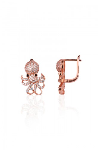Rose Skin Earring 0260