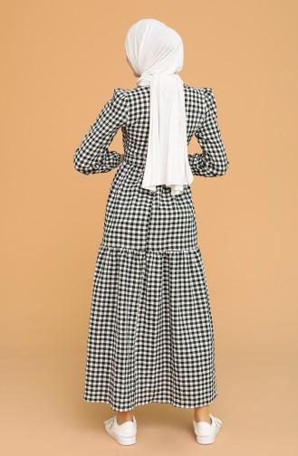 Robe Hijab Noir 5340A-04