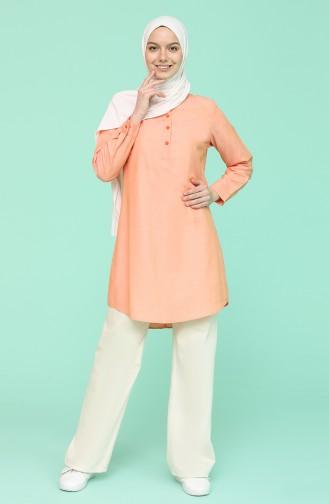 Tunique Orange 2538-08