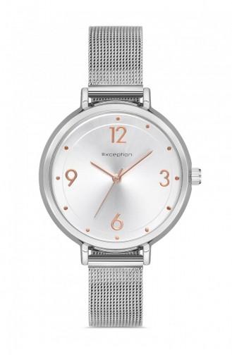 Silbergrau Uhren 8902712039816