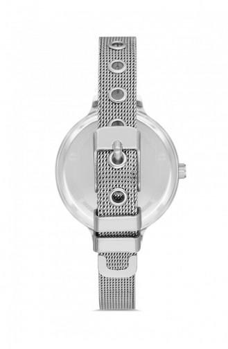 Silbergrau Uhren 8902712039830