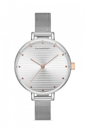 Silbergrau Uhren 8902712040065