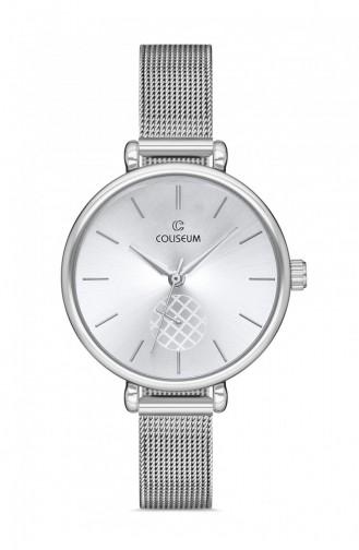 Silbergrau Uhren 8902712040126